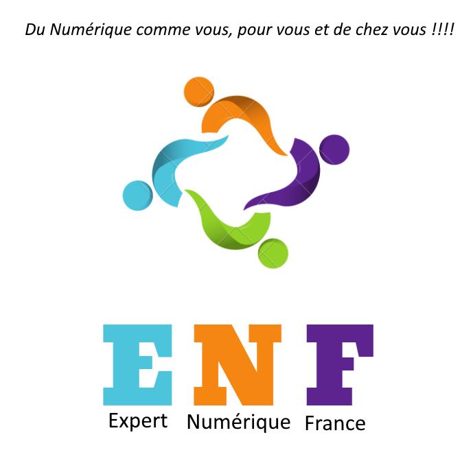 Logo Expert Numerique France
