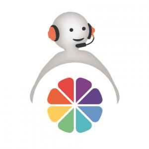 Logo de pamplemousse télécom